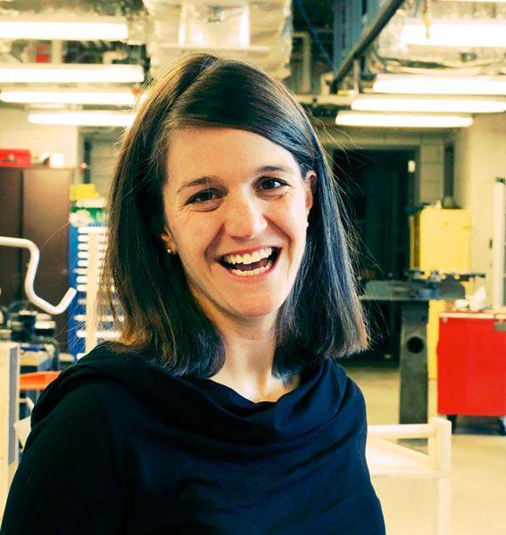 Liz Gerber, Ph.D.